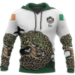 Celtic Tree of Life Hoodie White Version HD01887