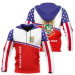 Ligerking™ Puerto Rico Hoodie 02172