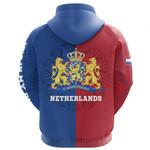 Netherlands Ligerking ™ over print hoodie HD02034