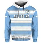 Ligerking™ Argentina Hoodie - Rugby Style HD01828