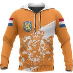 Netherlands Ligerking ™ over print hoodie HD02023