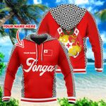 Ligerking™ Personalize Name Tonga hoodie HD02337