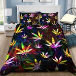 Ligerking™ 420 Weed Quilt bedding set HD02289