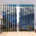 Ligerking™ Switzerland Window Curtains  HD02288