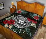 Ligerking™ Samoa Quilt bedding set HD02293