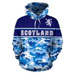 Ligerking™ Scotland over print hoodie HD02146