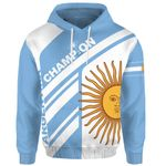 Ligerking™ Argentina Champion Hoodie HD01847