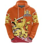 Netherlands Ligerking ™ over print hoodieHD02036