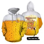 Ligerking™ Father day Beer Dad 3D all over print HD01971