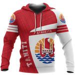 Ligerking™ Tahiti French Polynesia Sport Hoodie - Premium Style HD01979