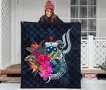 Ligerking™ Samoa Quilt Blanket HD02152
