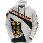 Germany All Over Hoodie Nationalelf Football Style HD02076