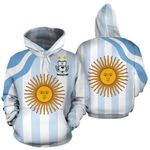 Ligerking™ Argentina Football Hoodie HD01857