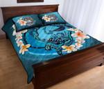 Ligerking™ Samoa Quilt bedding set HD02300