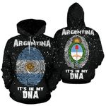 Ligerking™ Argentina Is Always in My DNA Hoodie HD01858