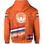 Netherlands Ligerking ™ over print hoodie HD02019