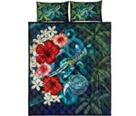 Ligerking™ Samoa Quilt bedding set HD02302