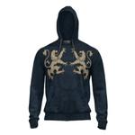 Ligerking™ Scotland over print hoodie HD02147
