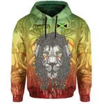 Jamaica Lion Reggae Hoodie HD02105