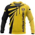 Austrian Empire Hoodie Coat Of Arms HD01919