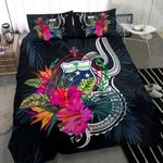 Samoa bedding set Tropical Flowere HD02152