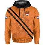 Netherlands Ligerking ™ over print hoodie HD02028