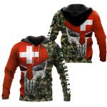 Ligerking™ Switzerland Hoodie HD02056