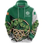 Ireland Hoodie - Happy St. Patrick's Day HD01831