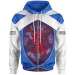 Ligerking™ Scotland over print hoodie HD02140
