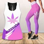 Ligerking™ 420 Weed Leaf Tank top, Leggings HD02618