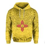 New Mexico Aztec Hoodie HD02439