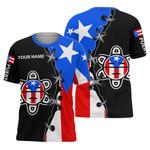 Ligerking™ Puerto Rico Shirt 02681