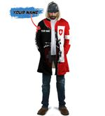 Ligerking™ Switzerland Hooded Coat HD02060