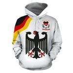 Germany Football Hoodie HD02075