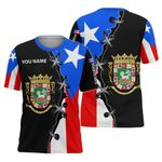 Ligerking™ Puerto Rico Shirt 02164