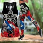 Puerto Rico Sol Taino Lover Combo Outfit 02785