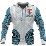 Ligerking™ Fiji Active Special - Flag Color Hado0302