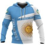 Ligerking™ Argentina Sport Hoodie - Premium Style HD01853