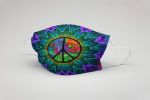 Ligerking™ 420 Hippie Cloth Face Coverings HD01860