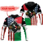 Ligerking™ Customize Italy All Over Print Hoodies HD02803