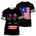Ligerking™ Puerto Rico Shirt 02168