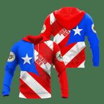 Ligerking™ Puerto Rico Hoodie 02831
