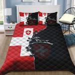 Ligerking™ Switzerland Quilt bedding set HD02060