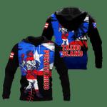 Ligerking™ Puerto Rico Hoodie 02827