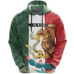 Mexico Hoodie, Mexican Aztec Hoodie HD02435