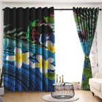 Ligerking™ Samoa window curtains  HD02560