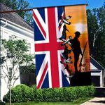 British Army Flag 3D Full Printing HD02633