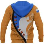 Netherlands Ligerking ™ over print hoodie HD02029