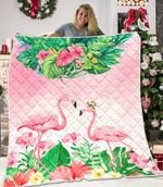 Ligerking™ Flamingo 3D Quilt HD03105