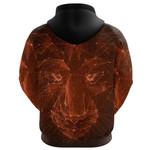 Netherlands Ligerking ™ over print hoodie HD02018